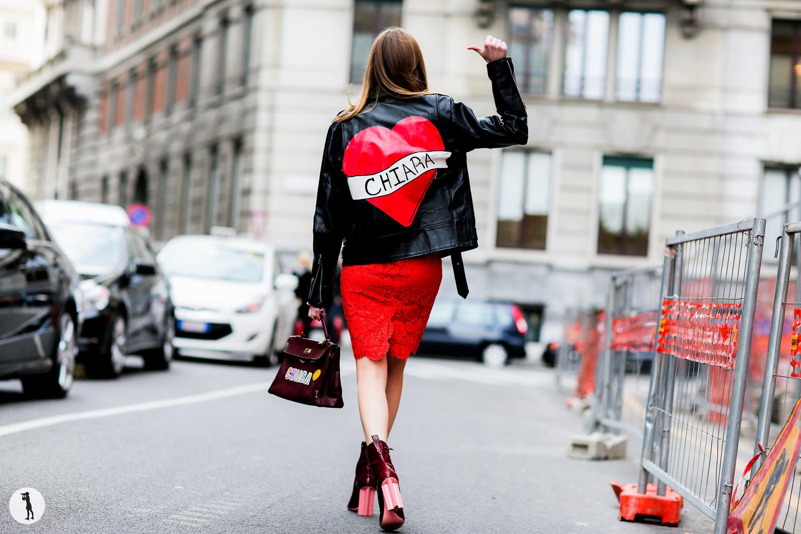 Chiara Ferragni - Milan Fashion Week RDT FW15-16 (10)