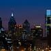 Philadelphia Skyline Closeup