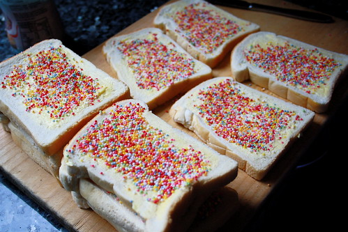 fairy bread | by love from Amelia