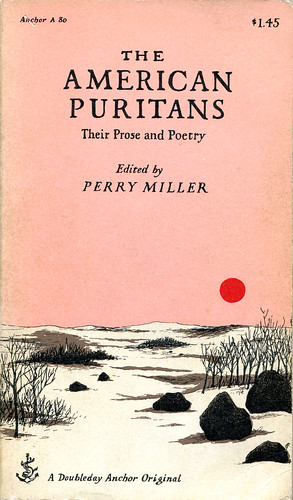 Poetry Book Cover Questions : Miller perry quot the american puritans their prose and poet