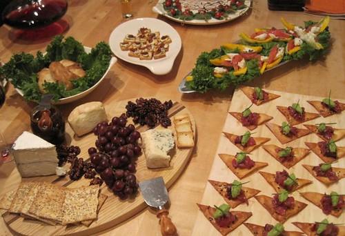 Elegant Wedding Appetizer Ideas: Elegant Appetizers To Tempt