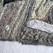 tinker detail of stitchwork