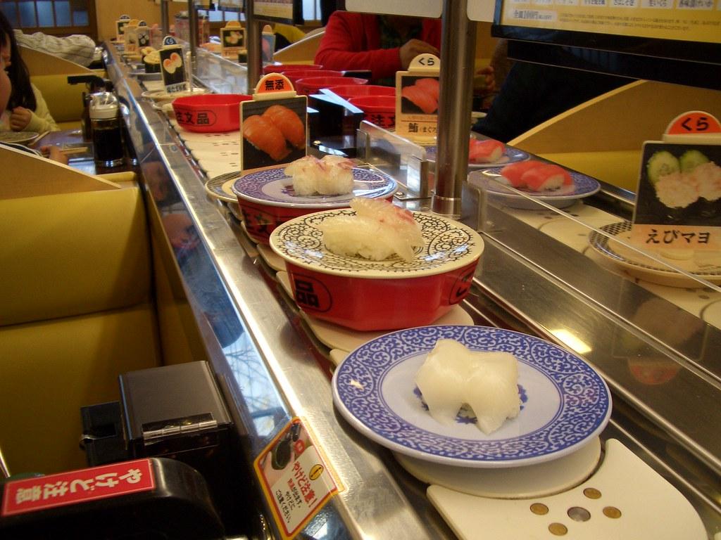 Sushi Belt Restaurant