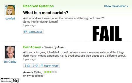 meat curtain fail meat curtains fail becky harks flickr