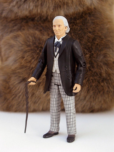 underground toys doctor who figure: the first doctor (2010) | by j_pidgeon