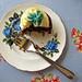 Cupcake and fork
