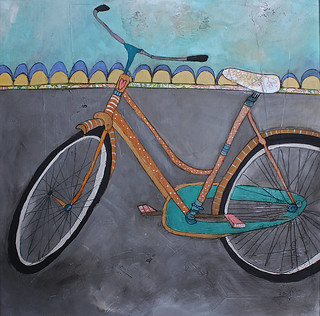 orange bike 2 | by Jenni Horne