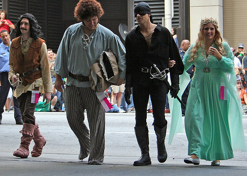 the princess bride costume group | starina23 | Flickr