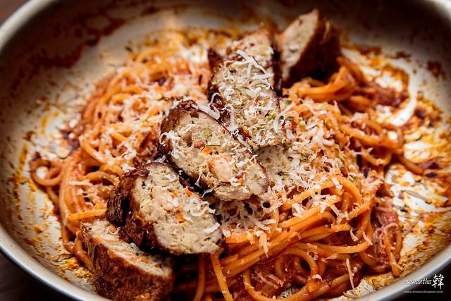 20170202 Spaghetti Pomodoro Ngoh Hiang 3307