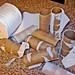 Toilet Paper Cardboard Tubes  ~ 4 of 9 photos