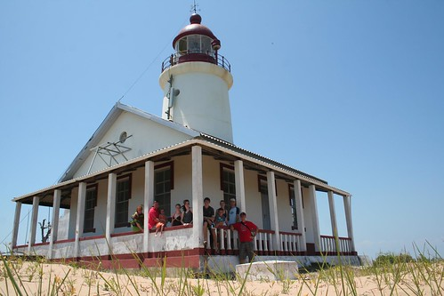 An expedition to the Monte Belo lighthouse | by Vaughanoblapski!