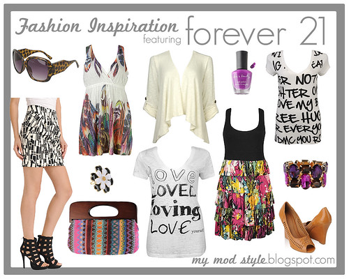 Fashion Inspiration - Forever 21 | by Jessie {Creating Happy}