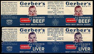 Liver Baby Food Gerber
