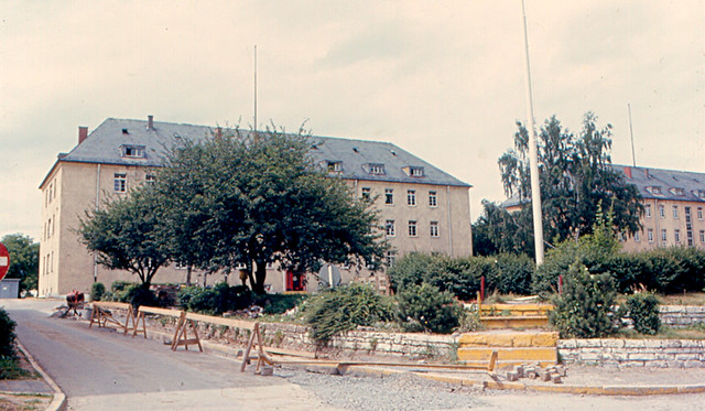 Heilbronn Badenerhof Kaserne Another View This Is
