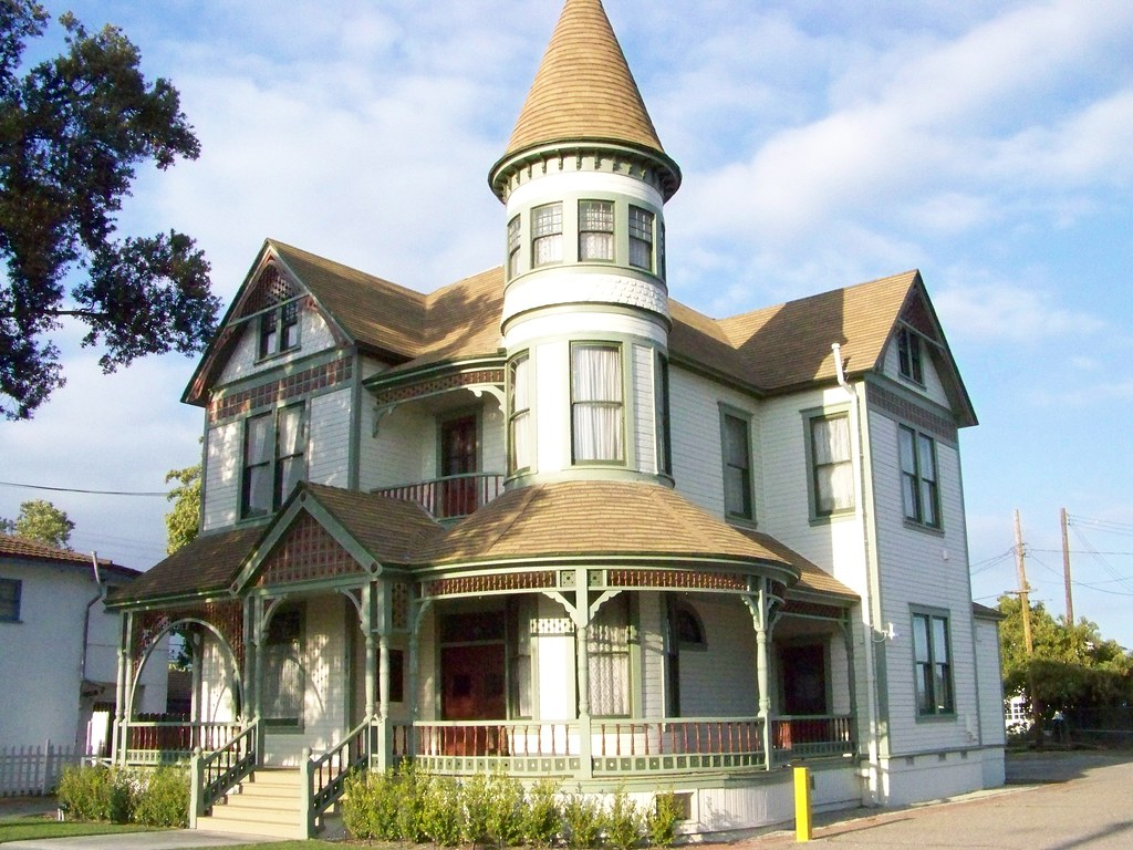 Old Historic Homes For Sale In California