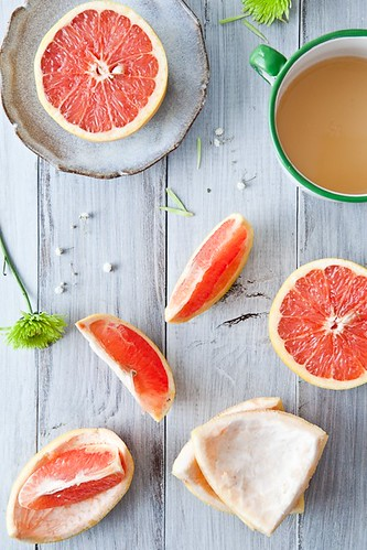 Grapefruit | by tartelette