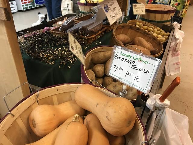 Taylors Farm market
