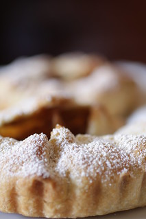 apple tartlet | by Madison Bistro