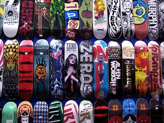 skateboards | by drumnbassfiend