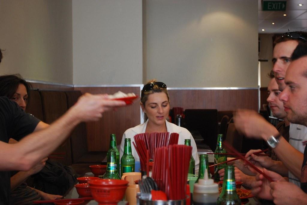 Dumpling Restaurant Big Groups Melbourne Cbd Party