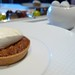 Pecan Tart with Creme Fraiche Chantilly