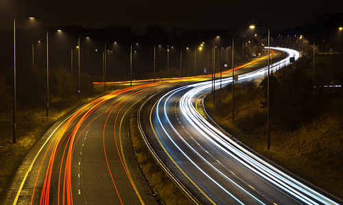 A19 light trails | by WWW.KANEYOUNGPHOTOGRAPHY.COM