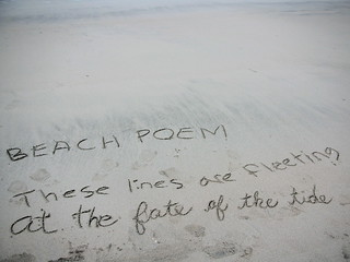 Lai Ming Ho's BeachPoem | by Carry a Poem