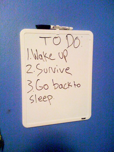 My son explains life with this simple to-do list. | by tmray02
