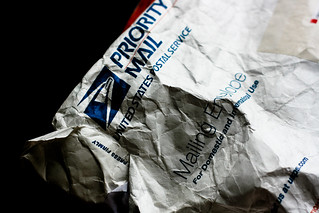 Priority Mail | by Gillian Gutenberg