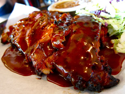 Baby Back Ribs at Phil's BBQ, San Diego, CA | by djjewelz