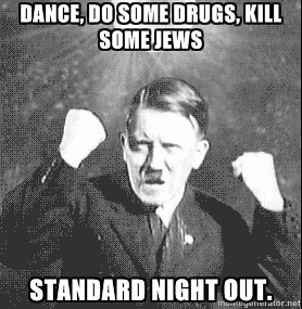 Hitler Was on Crystal Meth