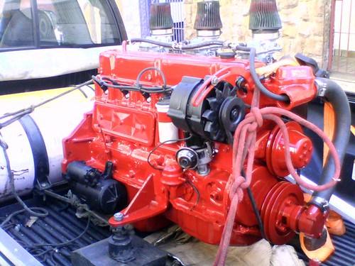 Motor AQB41 - Opala 6cc para Lancha | Motor AQB41 Revisado -… | Flickr