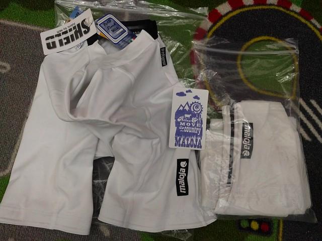 Sorteo ropa ciclismo Maloja y pulsera material reciclado de bicicleta