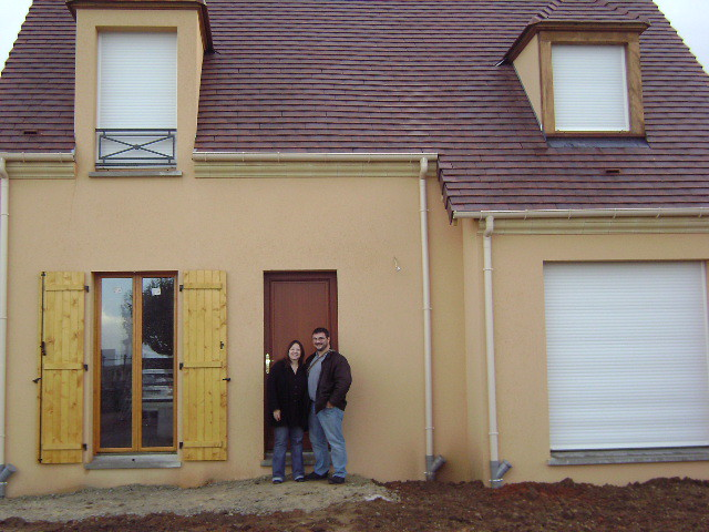 Maisons pierre ouest livre une maison chartes ici de for Forum maison pierre