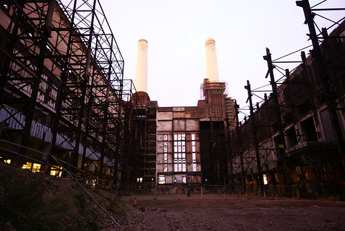 Inside Battersea Power Station. | by LiamCH