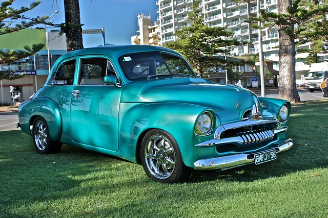 Classic Cars Australia Day Melbourne