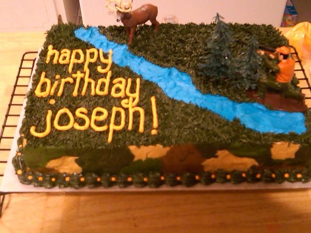 Birthday Cake For Joseph ~ Joseph s birthday cake confectionqueen flickr