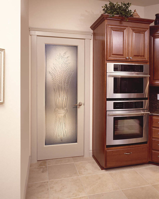 Kitchen Pantry Door Options: Harvest Casting Kitchen Pantry Door- SIGNAMARK Interior Do