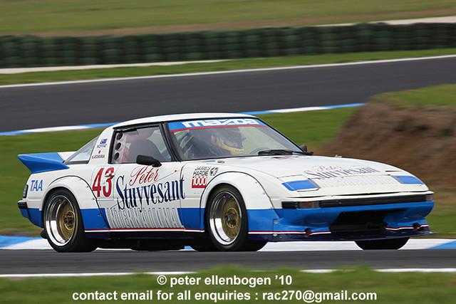 Pihist10 1183 Mazda Rx7 Allan Moffat Bathurst Daytona 24