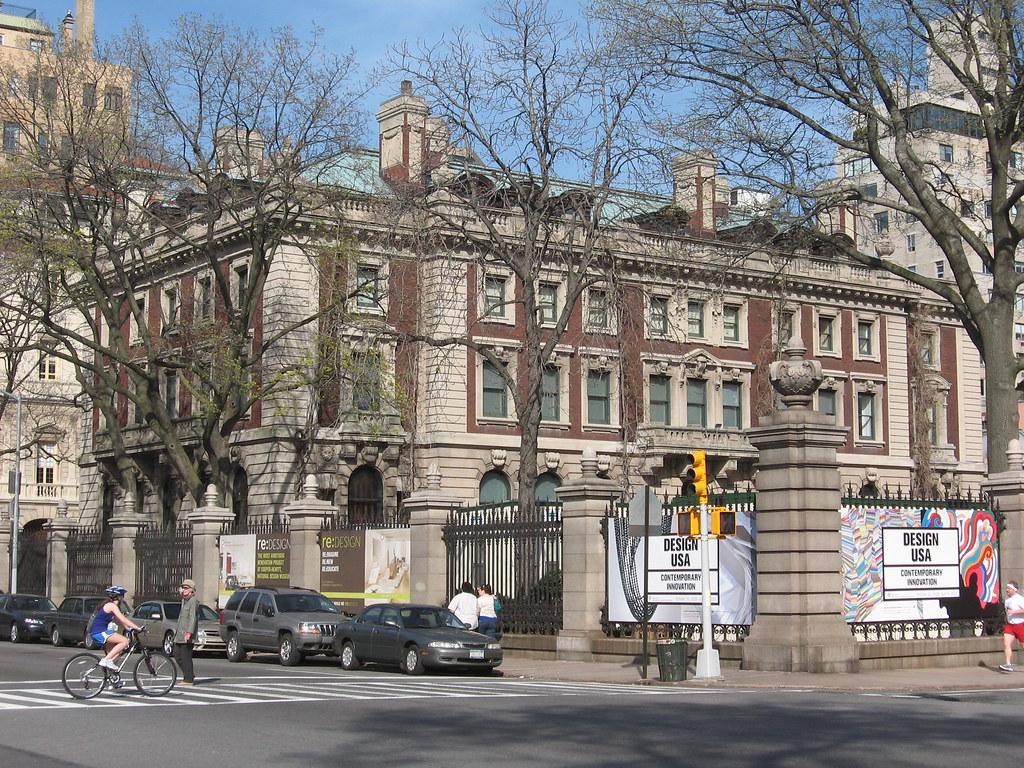 Carnegie Hill Mansion Mansion Carnegie Hill