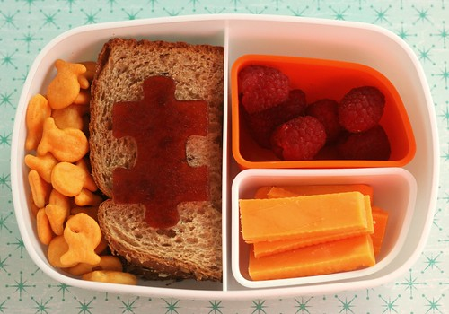 sassy preschool bento | by anotherlunch.com