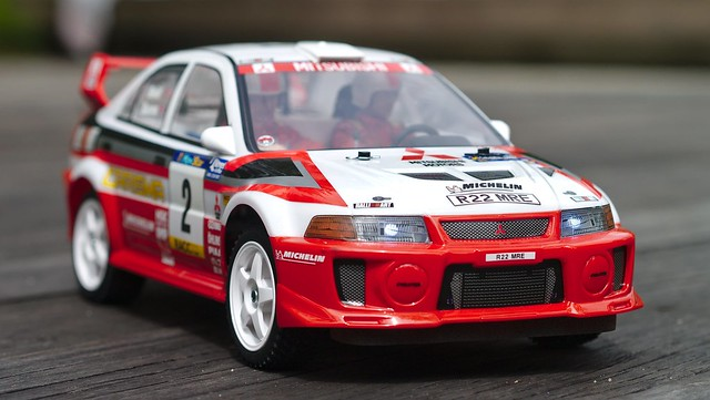 [PHOTOS] Japanese rally cars from the 90s, Tamiya-style 33060553796_e0f05f4ac0_z