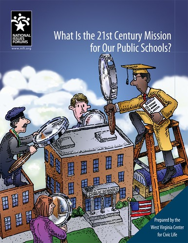 What is the 21st Century Mission of Our Public Schools? Cover | by Texas Forums