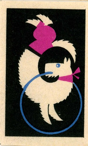 Match Box Label, circus | by gr8plunder