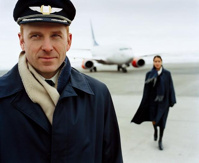 sas pilot lön