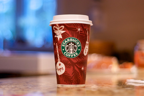 The Starbucks Cup Controversy