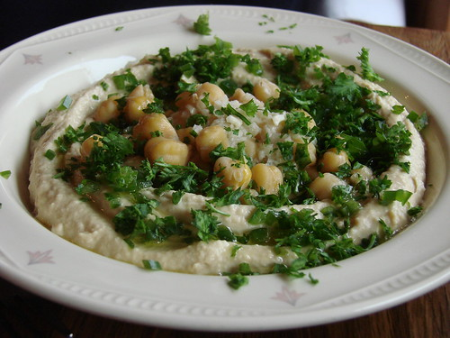 Hummus Masbache from Mimi's Hummus | by nycblondieandbrownie