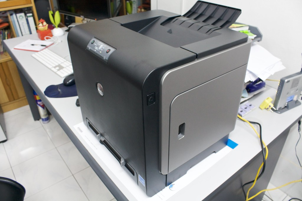 Color Laser Printer With Cheap Cartridges