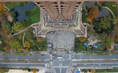 Eiffel Tower - Don't Look Down! | by david_murray