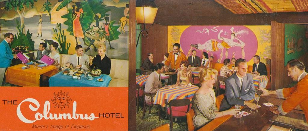 The Columbus Hotel - Miami, Florida